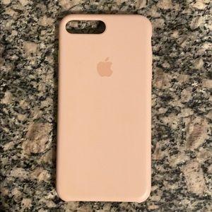 iPhone 8Plus Apple silicon phone case